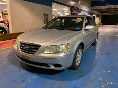 2009 Hyundai Sonata for sale at JerseyMotorsInc.com in Teterboro NJ