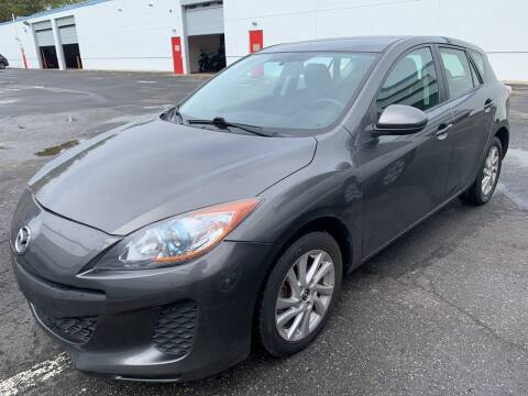 2013 Mazda MAZDA3 for sale at JerseyMotorsInc.com in Teterboro NJ
