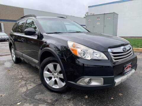 2010 Subaru Outback for sale at JerseyMotorsInc.com in Teterboro NJ