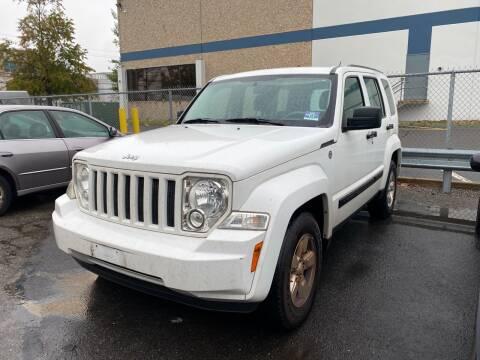 2012 Jeep Liberty for sale at JerseyMotorsInc.com in Teterboro NJ