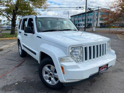 2012 Jeep Liberty for sale at JerseyMotorsInc.com in Teterboro NJ