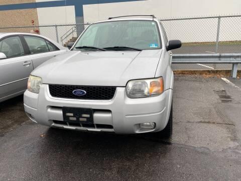 2003 Ford Escape for sale at JerseyMotorsInc.com in Teterboro NJ