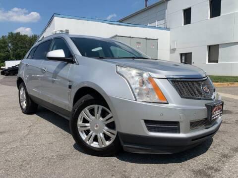 2012 Cadillac SRX for sale at JerseyMotorsInc.com in Teterboro NJ