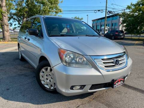 2010 Honda Odyssey for sale at JerseyMotorsInc.com in Teterboro NJ