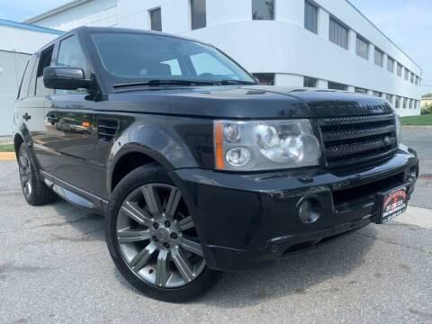2007 Land Rover Range Rover Sport for sale at JerseyMotorsInc.com in Teterboro NJ