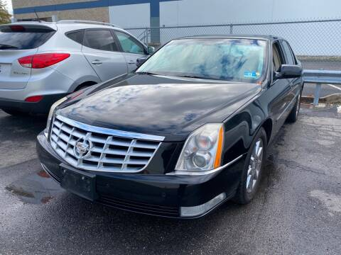 2010 Cadillac DTS for sale at JerseyMotorsInc.com in Teterboro NJ