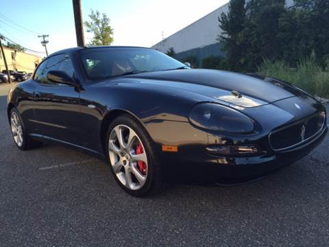 2002 Maserati Coupe for sale in Hasbrouck Heights, NJ
