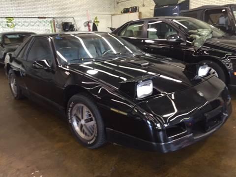 1986 Pontiac Fiero for sale in Carneys Point, NJ