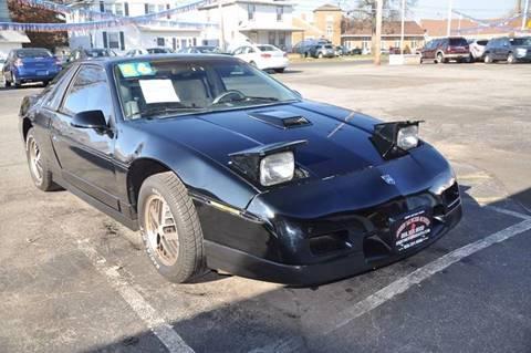1986 Pontiac Fiero for sale in Teterboro, NJ