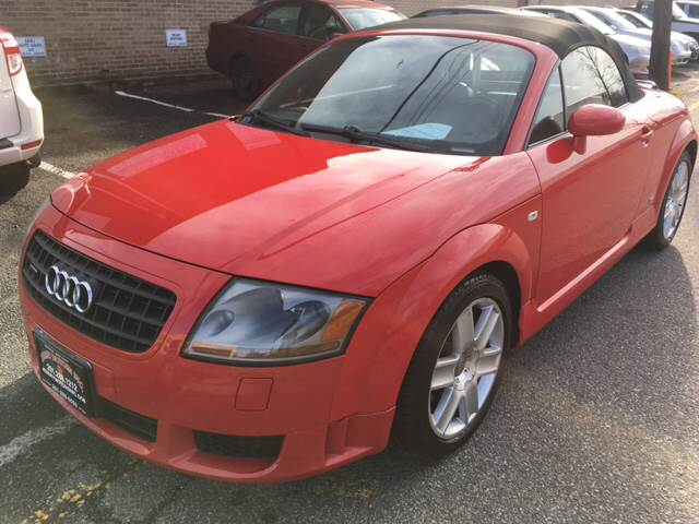 2004 Audi TT AWD 250hp quattro 2dr Roadster - Hasbrouck Heights NJ