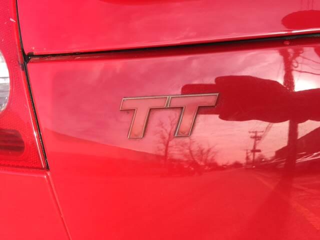 2004 Audi TT AWD 250hp quattro 2dr Roadster - Teterboro NJ