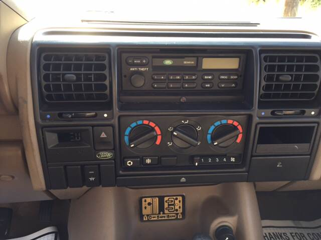 1994 Land Rover Discovery AWD 4dr SUV - Hasbrouck Heights NJ