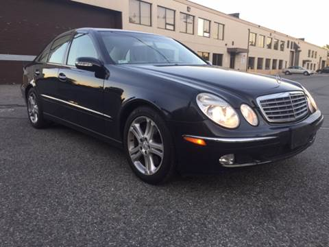 2005 Mercedes-Benz E-Class for sale in Hasbrouck Heights, NJ