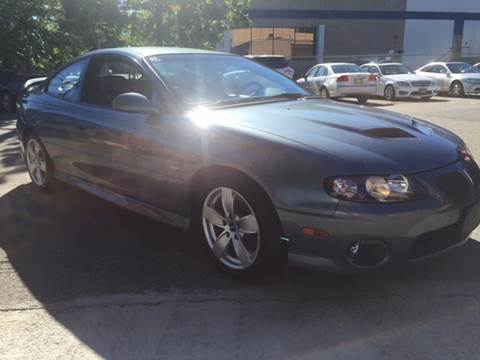 2006 Pontiac GTO for sale in Hasbrouck Heights, NJ