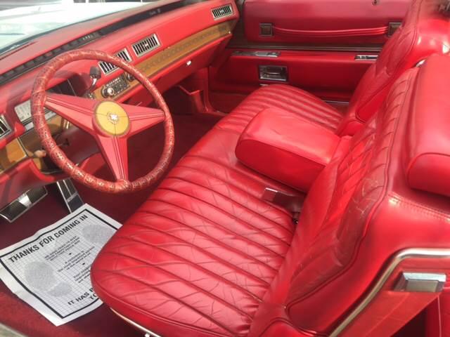 1974 Cadillac Eldorado  - Hasbrouck Heights NJ
