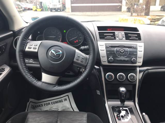 2010 Mazda MAZDA6 i Touring 4dr Sedan 5A - Teterboro NJ