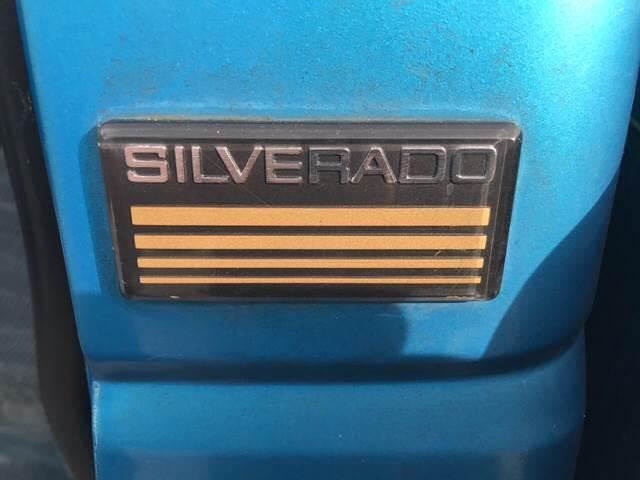 1991 Chevrolet C/K 1500 Series 2dr C1500 Standard Cab LB - Hasbrouck Heights NJ