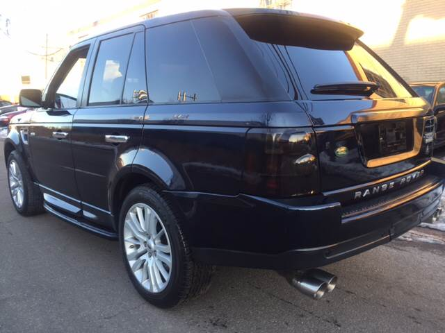 2008 Land Rover Range Rover Sport 4x4 HSE 4dr SUV - Hasbrouck Heights NJ