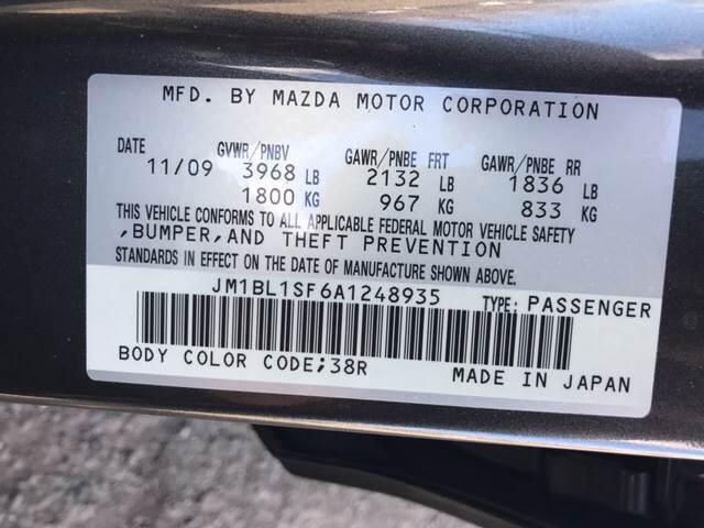 2010 Mazda MAZDA3 i Touring 4dr Sedan 5A - Hasbrouck Heights NJ