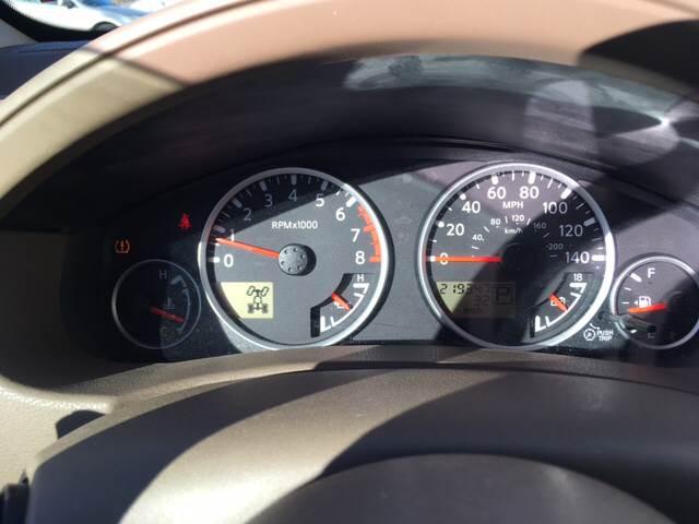 2007 Nissan Pathfinder SE 4dr SUV 4WD - Teterboro NJ