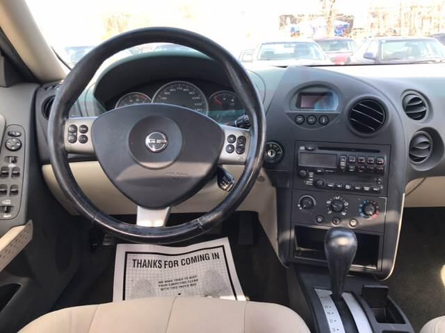 2004 Pontiac Grand Prix GTP 4dr Supercharged Sedan - Hasbrouck Heights NJ