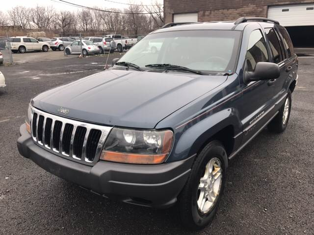 2002 Jeep Grand Cherokee 4dr Laredo 4WD SUV - Hasbrouck Heights NJ