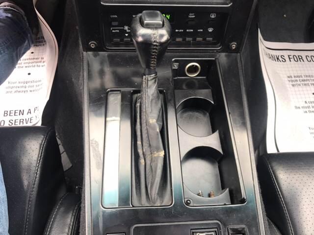 1988 Chevrolet Corvette 2dr Hatchback - Teterboro NJ