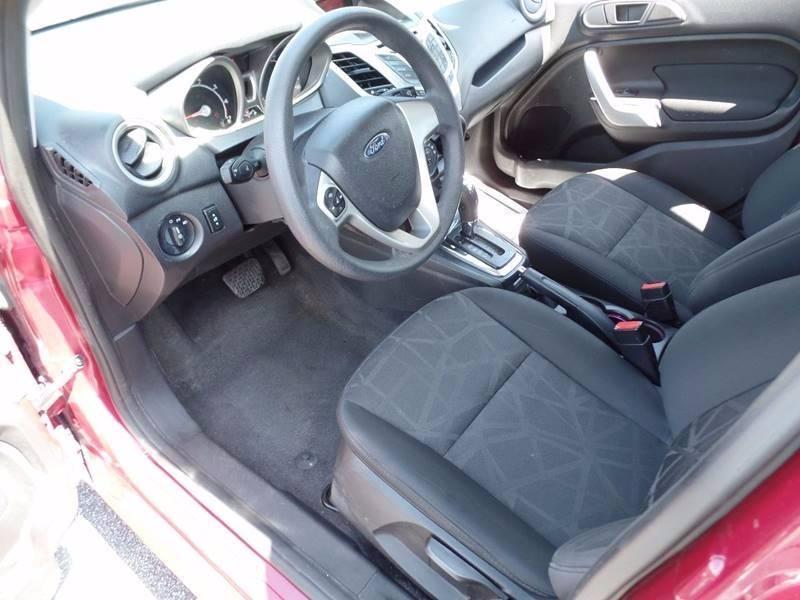 2011 Ford Fiesta SE 4dr Hatchback - Teterboro NJ