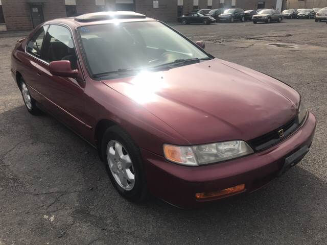 1997 Honda Accord EX 2dr Coupe - Hasbrouck Heights NJ