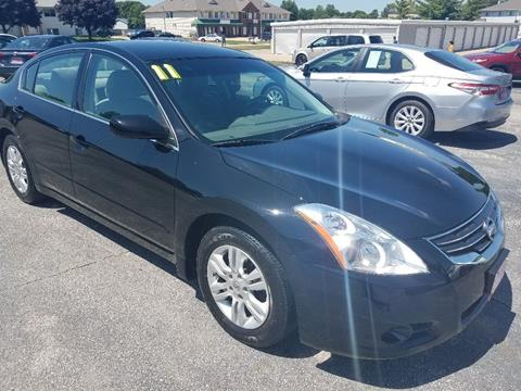 Used Nissan Altima For Sale >> 2011 Nissan Altima For Sale In North Liberty Ia