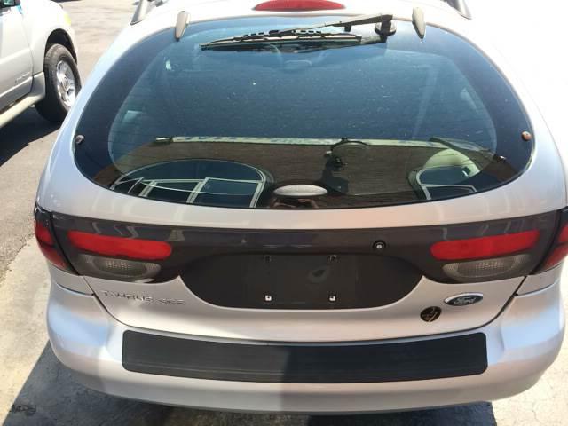 2001 Ford Taurus SE 4dr Wagon - Lackawanna NY