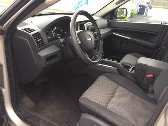 2008 Jeep Grand Cherokee 4x4 Laredo 4dr SUV - Lackawanna NY