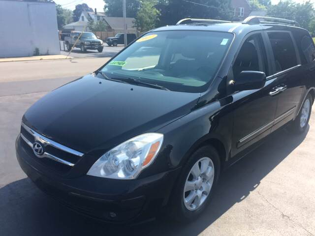2007 Hyundai Entourage Limited 4dr Mini-Van - Lackawanna NY
