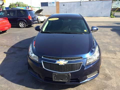 2011 Chevrolet Cruze for sale at L.A. Automotive Sales in Lackawanna NY