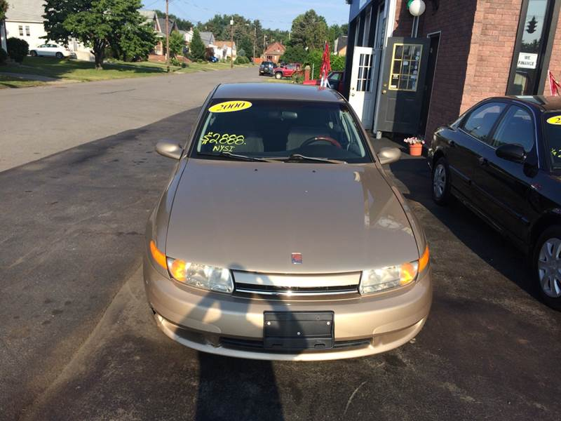 2000 Saturn L-Series for sale at L.A. Automotive Sales in Lackawanna NY