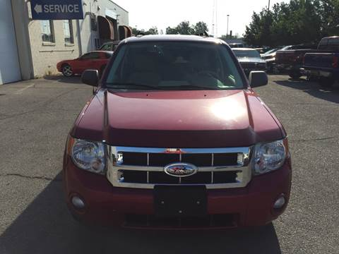 2008 Ford Escape for sale at L.A. Automotive Sales in Lackawanna NY