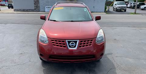 2009 Nissan Rogue for sale at L.A. Automotive Sales in Lackawanna NY