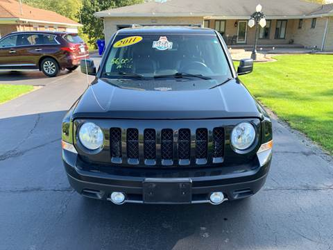 2011 Jeep Patriot for sale at L.A. Automotive Sales in Lackawanna NY
