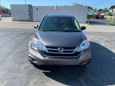 2010 Honda CR-V for sale at L.A. Automotive Sales in Lackawanna NY