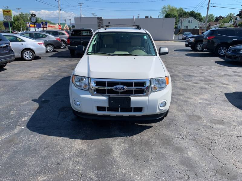 2012 Ford Escape for sale at L.A. Automotive Sales in Lackawanna NY