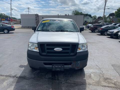 2007 Ford F-150 for sale at L.A. Automotive Sales in Lackawanna NY