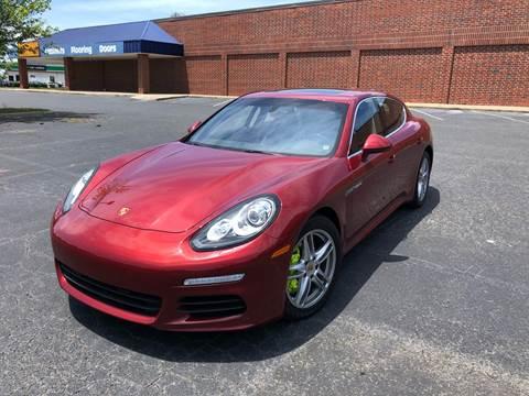 2015 Porsche Panamera for sale in Charlotte, NC
