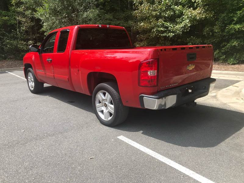 2008 Chevrolet Silverado 1500 2WD LT1 4dr Extended Cab 6 5