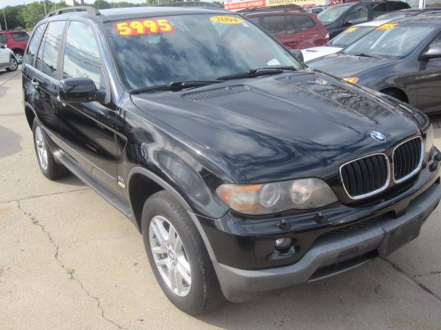 Bmw X AWD I Dr SUV In Milwaukee WI BEST AUTO SALES - Best bmw suv
