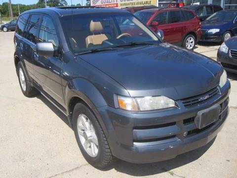 2002 Isuzu Axiom for sale in Milwaukee, WI