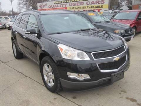 2010 Chevrolet Traverse for sale at Best Auto & tires inc in Milwaukee WI