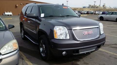 2010 GMC Yukon for sale at Best Auto & tires inc in Milwaukee WI