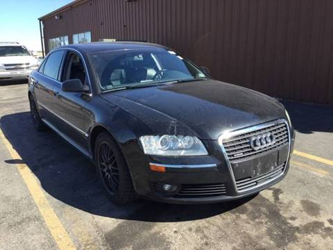 2007 Audi A8 L for sale at Best Auto & tires inc in Milwaukee WI