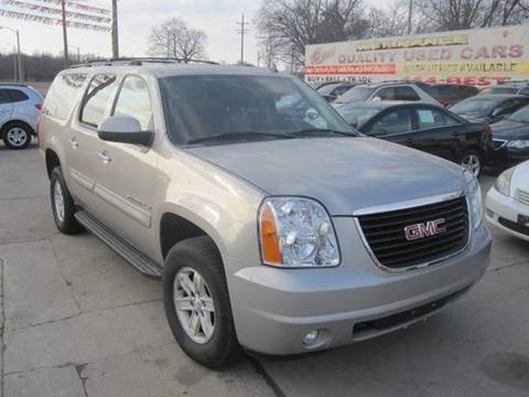 2007 GMC Yukon XL for sale at Best Auto & tires inc in Milwaukee WI