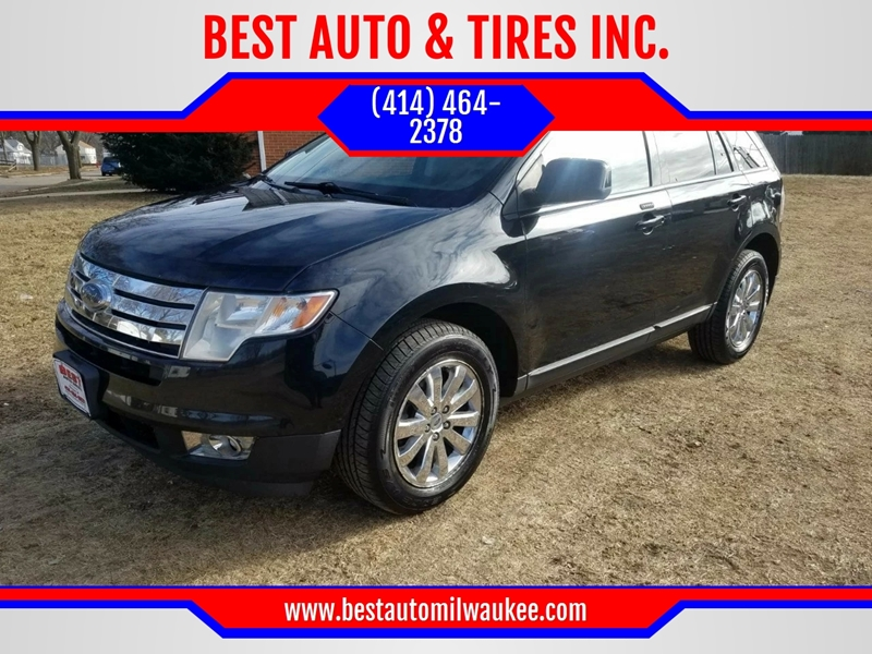 Ford Edge Awd Sel Dr Crossover